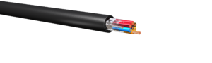 HW152: 600V Shielded Control Cable, TFN, PVC/Nylon, (18-16 AWG)