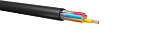 HW153: 600V Shielded Control Cable, THHN or THWN-2, PVC/Nylon (14-10 AWG)