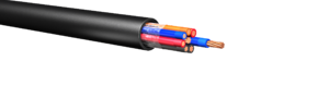 HW155: 600V Power and Control Composite Cable, THHN or THWN-2, PVC/Nylon