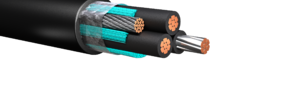 HW159: 600V Power Cable, FR-EP XHHW-2, CPE