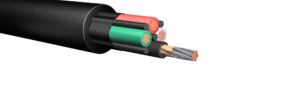 HW256: 2000V Power Cable, Type W
