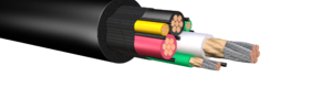 HW259: 2000V Power Cable, Type G-GC
