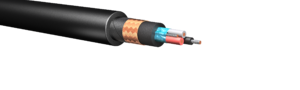 HW284: 600V/1kV Shielded Triads Power Cable, Armored & Sheathed