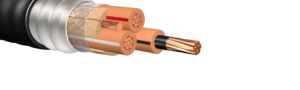 HW302: 2.4kV AIA NonShielded Cable, Type MC