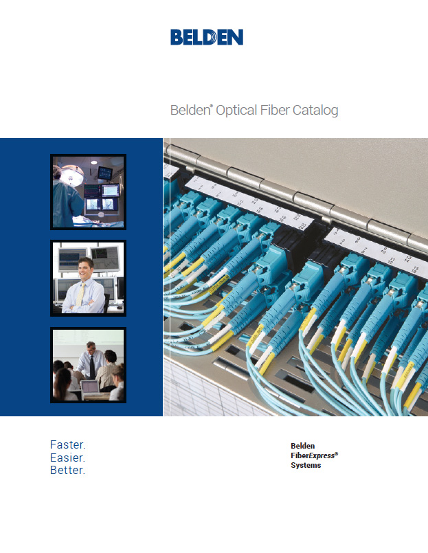 Belden Fiber Catalog