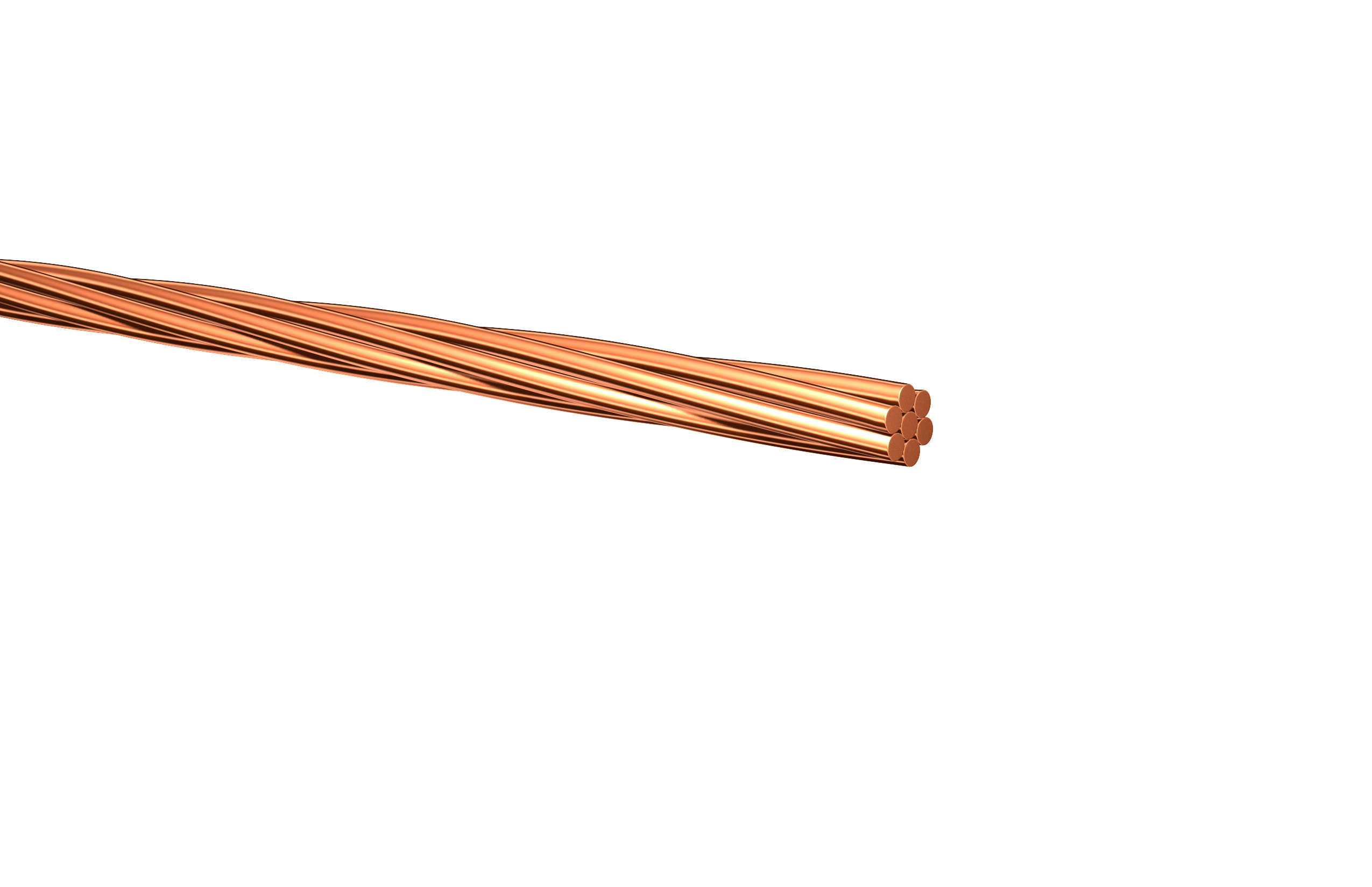 HW000: Solid or Stranded Bare Copper | Houston Wire & Cable Co.