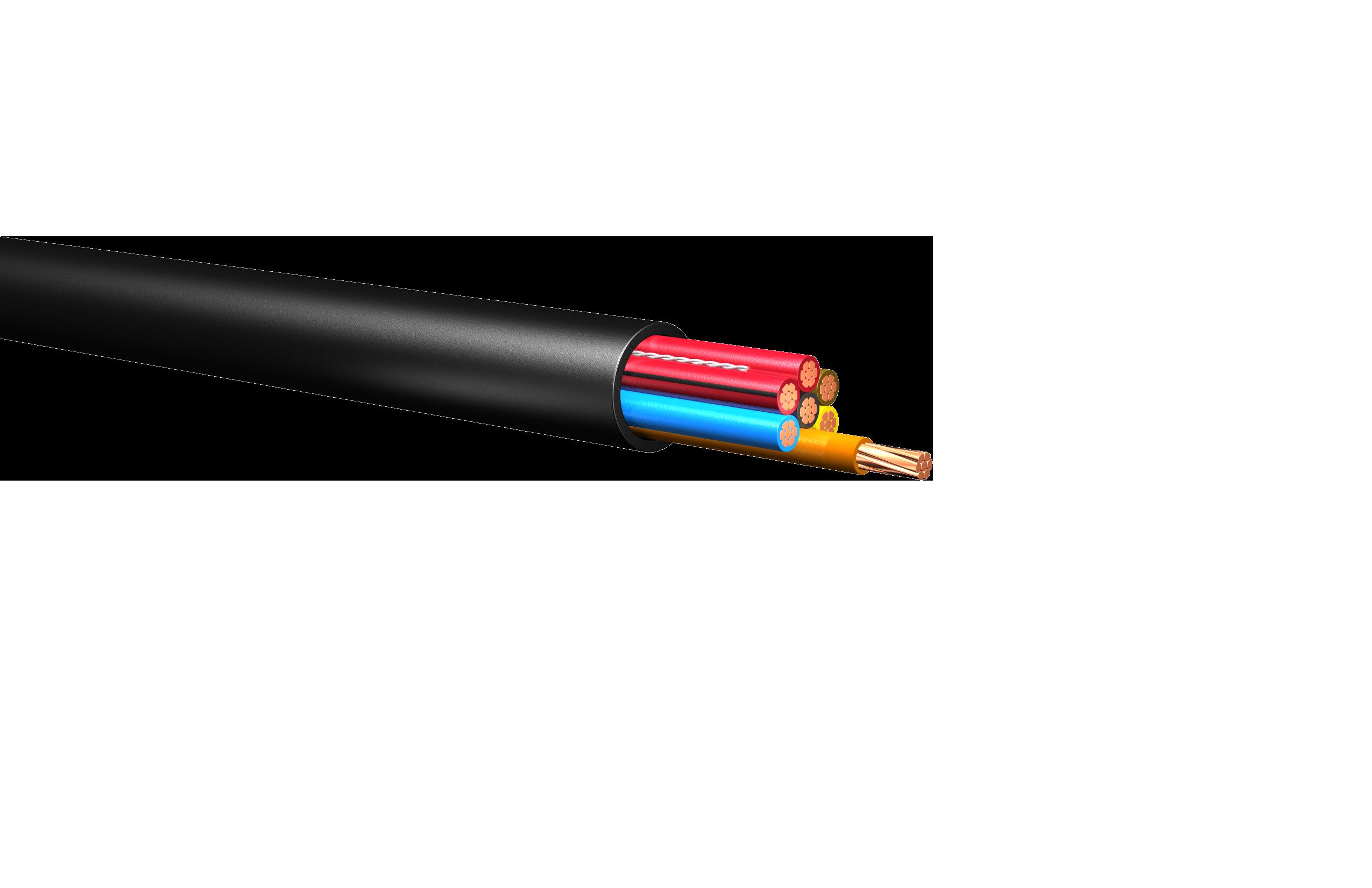 HW151: 600V Control Cable, THHN or THWN-2, PVC/Nylon (14-10 AWG ...
