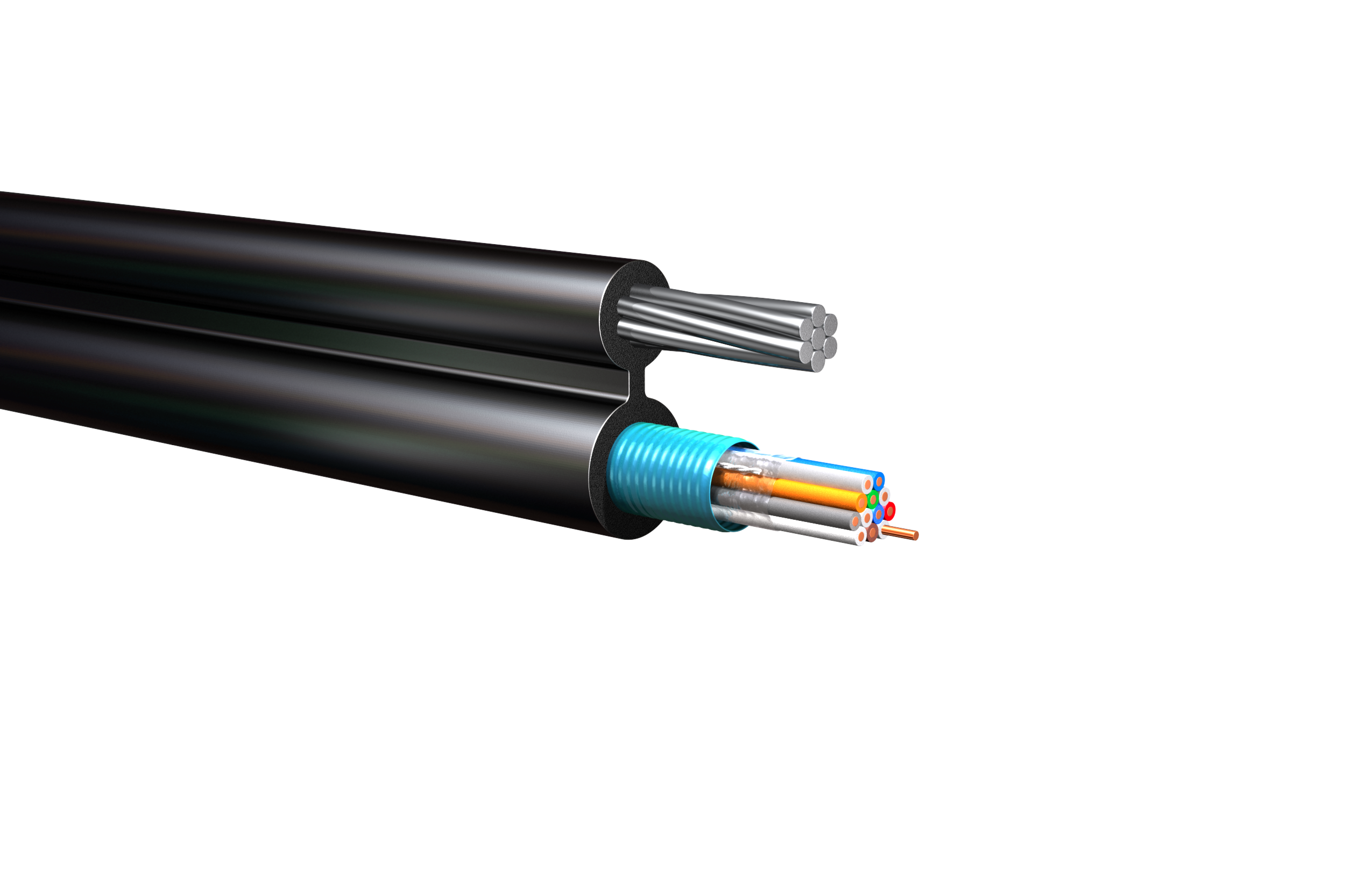 HW351: Self-Supporting Telephone Cable, PE-38 | Houston Wire & Cable Co.